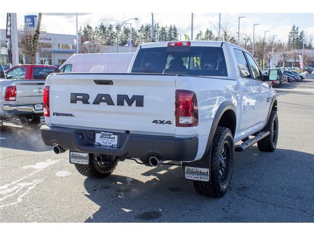 2018 RAM 1500 Rebel (Stk: J174286) in Abbotsford - Image 7 of 28