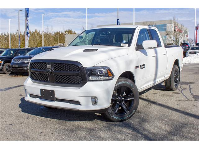 2018 RAM 1500 Sport (Stk: J148806) in Abbotsford - Image 2 of 25