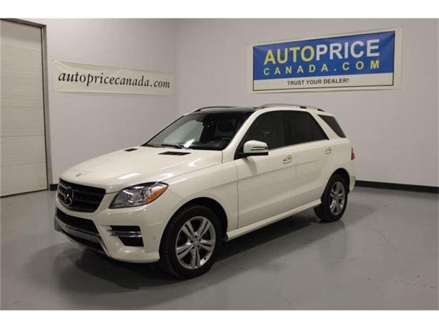 2014 Mercedes-Benz M-Class Base (Stk: H9366) in Mississauga - Image 2 of 20
