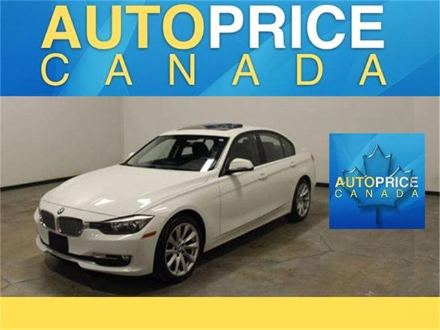 2017 BMW 320i xDrive (Stk: W9375) in Mississauga - Image 1 of 11
