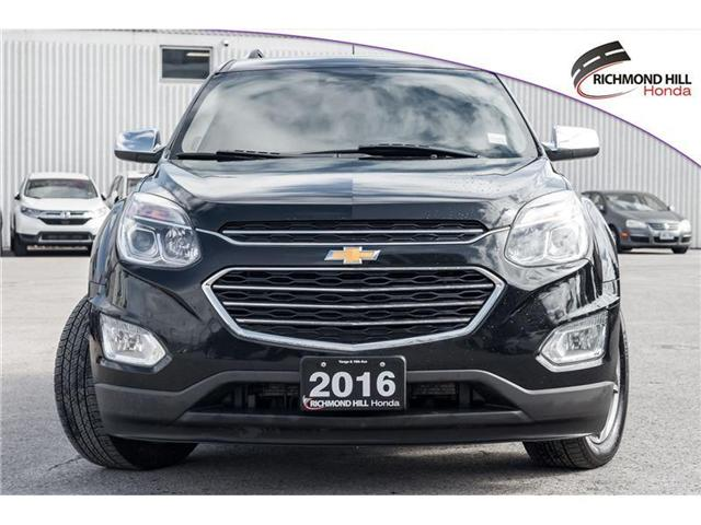 2016 Chevrolet Equinox LTZ (Stk: 1912P) in Richmond Hill - Image 2 of 20