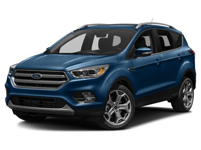 2018 Ford Escape Titanium (Stk: J-453) in Calgary - Image 1 of 9