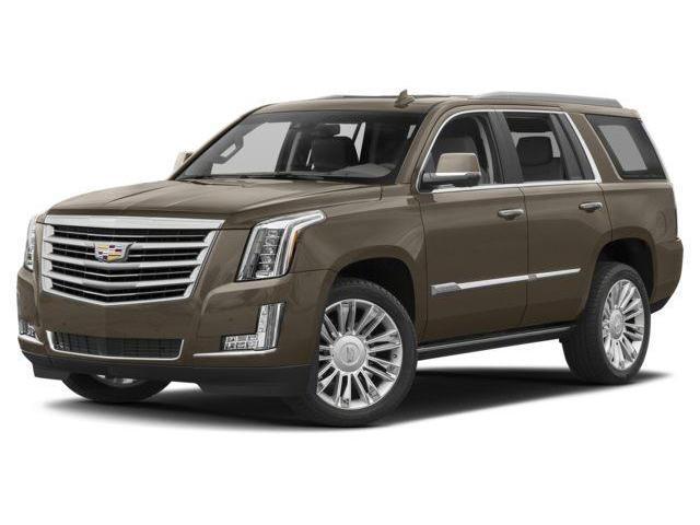 2018 Cadillac Escalade Platinum (Stk: 2859659) in Toronto - Image 1 of 9