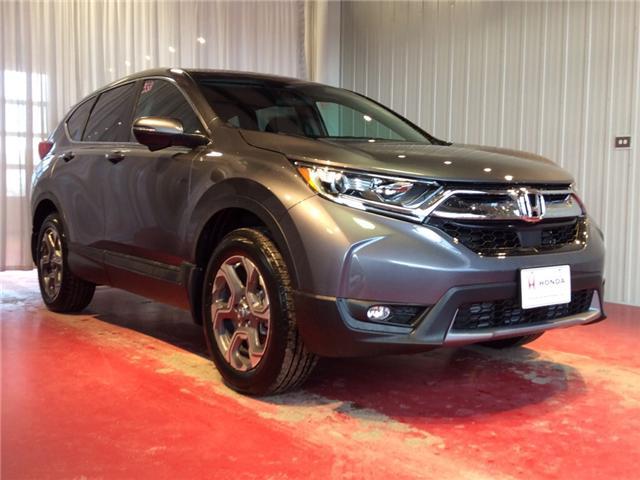 2018 Honda CR-V EX (Stk: H5830) in Sault Ste. Marie - Image 1 of 5