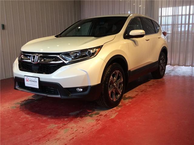 2018 Honda CR-V EX-L (Stk: H5829) in Sault Ste. Marie - Image 2 of 5