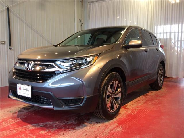2018 Honda CR-V LX (Stk: H5794) in Sault Ste. Marie - Image 2 of 5