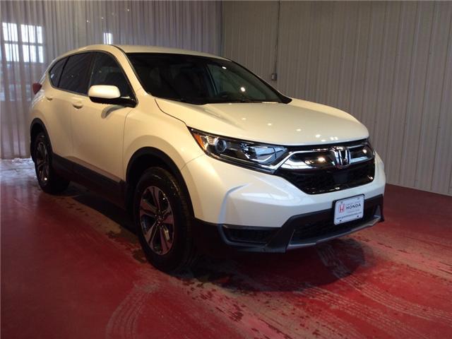 2018 Honda CR-V LX (Stk: H5767) in Sault Ste. Marie - Image 1 of 5