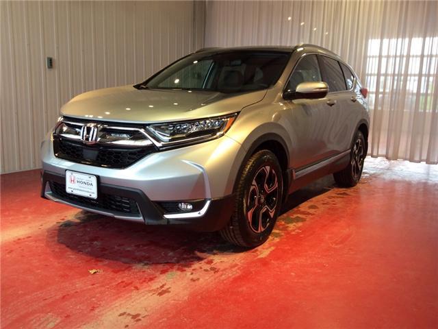 2018 Honda CR-V Touring (Stk: H5709) in Sault Ste. Marie - Image 2 of 5