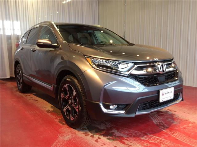2018 Honda CR-V Touring (Stk: H5807) in Sault Ste. Marie - Image 1 of 5