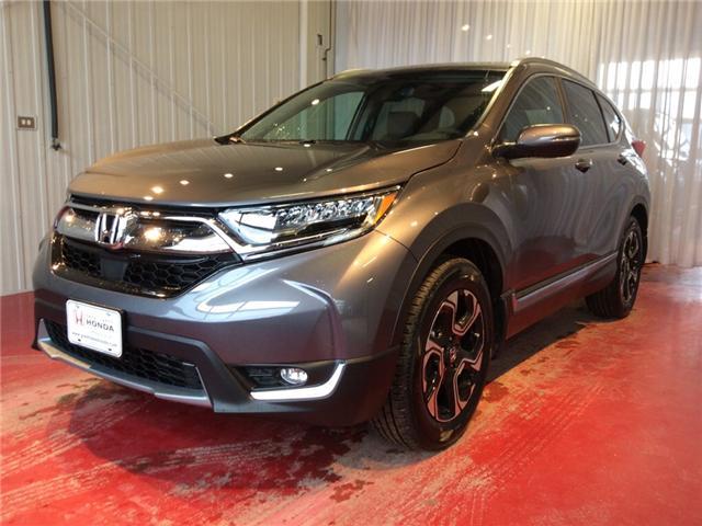 2018 Honda CR-V Touring (Stk: H5807) in Sault Ste. Marie - Image 2 of 5
