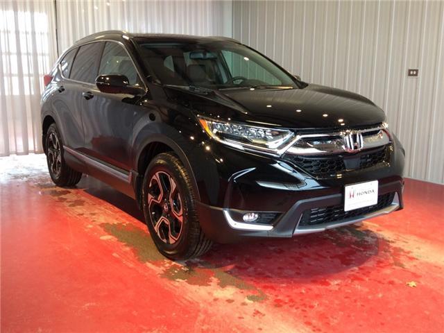 2018 Honda CR-V Touring (Stk: H5821) in Sault Ste. Marie - Image 1 of 5
