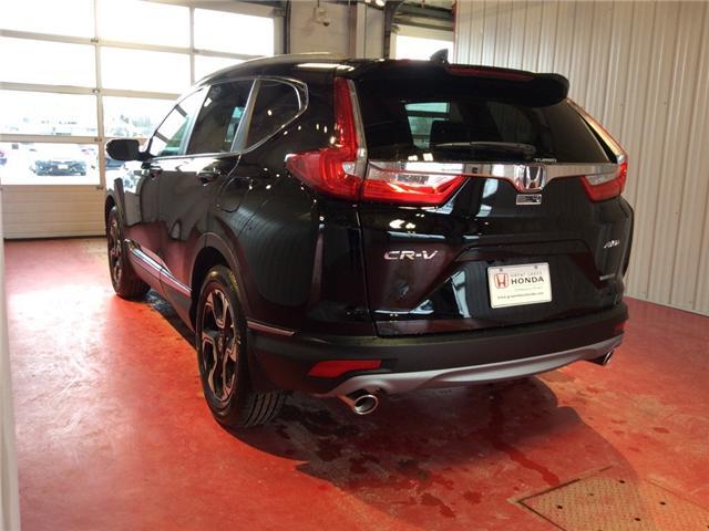 2018 Honda CR-V Touring (Stk: H5821) in Sault Ste. Marie - Image 3 of 5