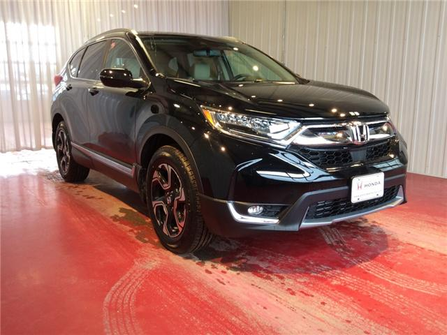 2018 Honda CR-V Touring (Stk: H5763) in Sault Ste. Marie - Image 1 of 5