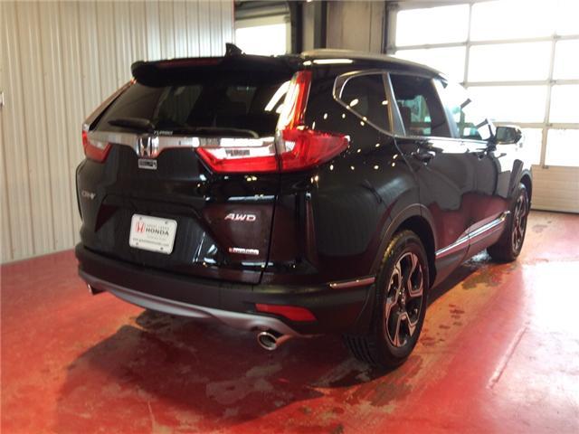 2018 Honda CR-V Touring (Stk: H5763) in Sault Ste. Marie - Image 4 of 5