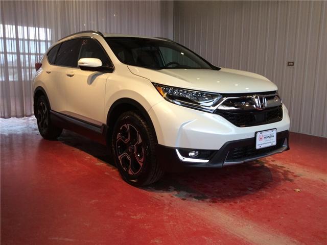 2018 Honda CR-V Touring (Stk: H5804) in Sault Ste. Marie - Image 1 of 5