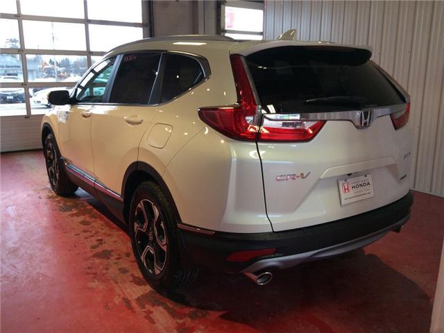 2018 Honda CR-V Touring (Stk: H5804) in Sault Ste. Marie - Image 3 of 5