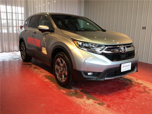 2018 Honda CR-V EX (Stk: H5746) in Sault Ste. Marie - Image 1 of 5