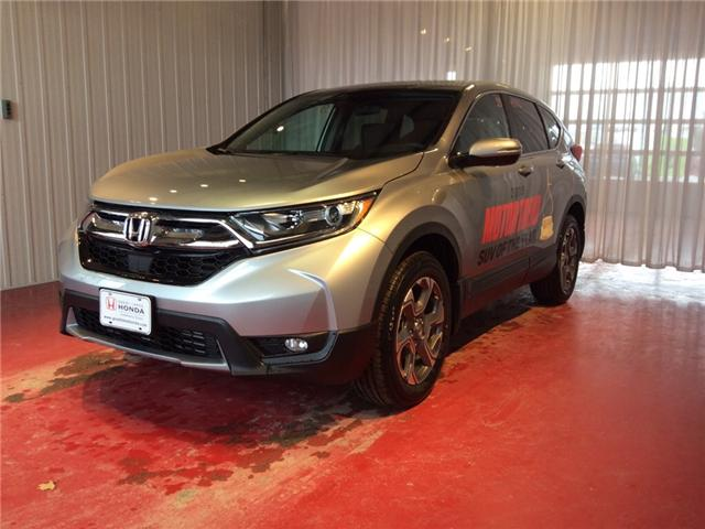 2018 Honda CR-V EX (Stk: H5746) in Sault Ste. Marie - Image 2 of 5
