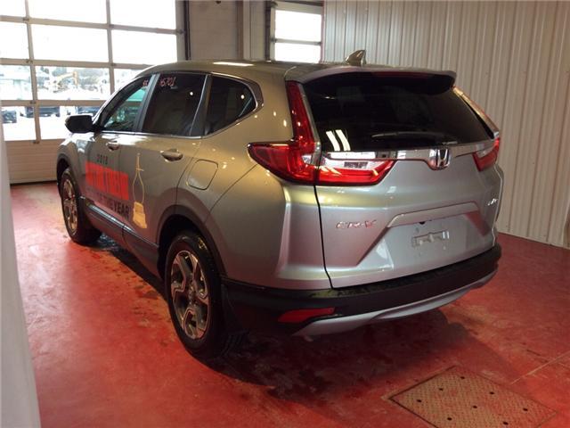 2018 Honda CR-V EX (Stk: H5746) in Sault Ste. Marie - Image 3 of 5
