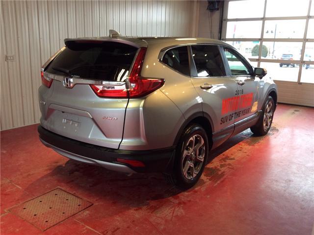 2018 Honda CR-V EX (Stk: H5746) in Sault Ste. Marie - Image 4 of 5