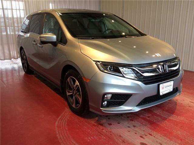 2018 Honda Odyssey EX (Stk: H5823) in Sault Ste. Marie - Image 1 of 5