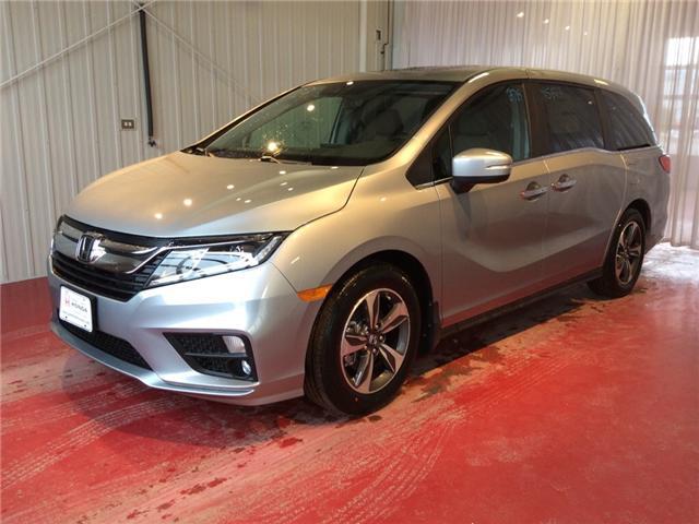 2018 Honda Odyssey EX (Stk: H5823) in Sault Ste. Marie - Image 2 of 5