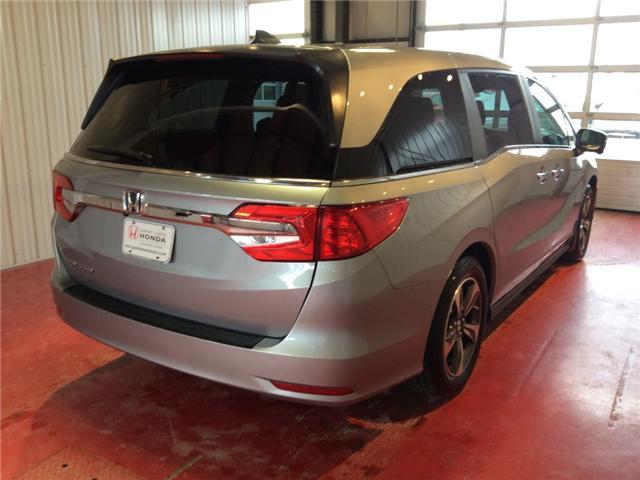 2018 Honda Odyssey EX (Stk: H5823) in Sault Ste. Marie - Image 4 of 5