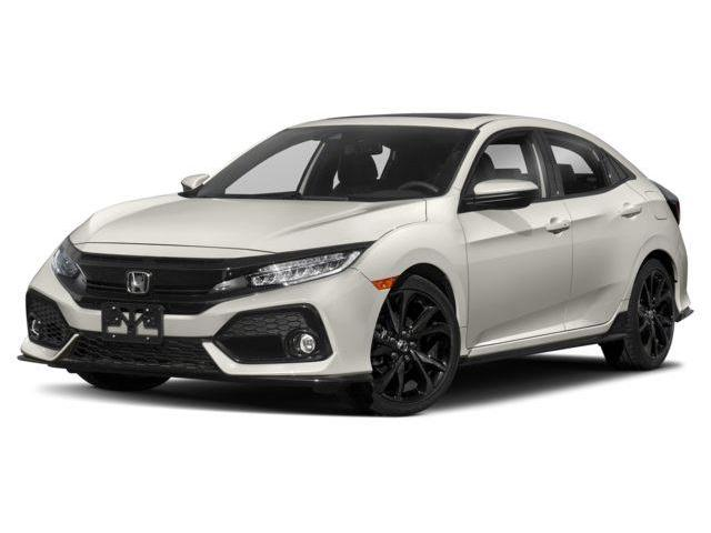 2018 Honda Civic Sport Touring (Stk: N13809) in Kamloops - Image 1 of 9