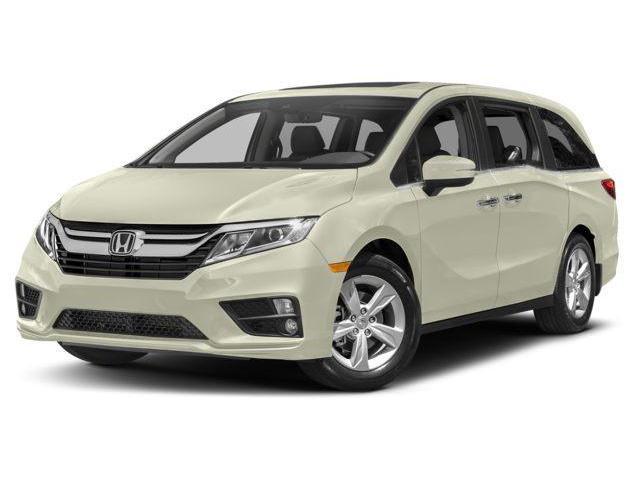 2018 Honda Odyssey EX-L (Stk: N13834) in Kamloops - Image 1 of 9