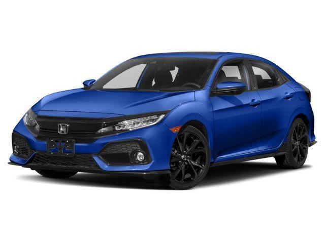 2018 Honda Civic Sport Touring (Stk: N13644) in Kamloops - Image 1 of 9