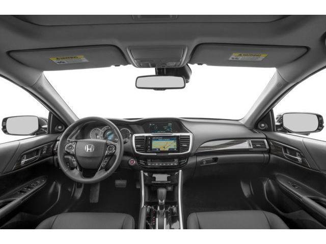 2017 Honda Accord Touring V6 (Stk: N13565) in Kamloops - Image 5 of 9