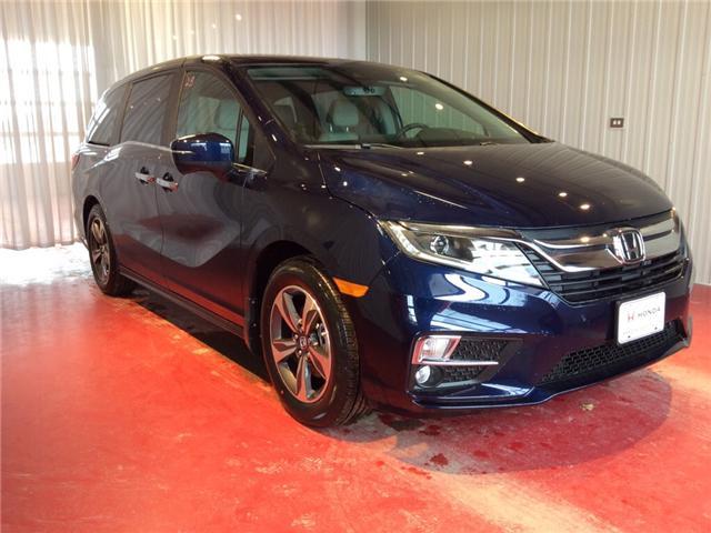 2018 Honda Odyssey EX-L (Stk: H5801) in Sault Ste. Marie - Image 1 of 5