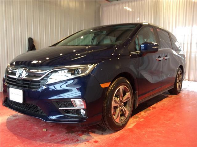 2018 Honda Odyssey EX-L (Stk: H5801) in Sault Ste. Marie - Image 2 of 5