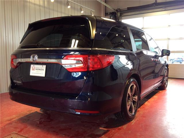 2018 Honda Odyssey EX-L (Stk: H5801) in Sault Ste. Marie - Image 3 of 5