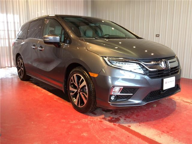 2018 Honda Odyssey Touring (Stk: H5805) in Sault Ste. Marie - Image 1 of 5