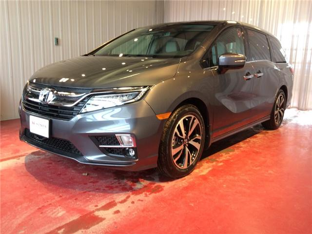 2018 Honda Odyssey Touring (Stk: H5805) in Sault Ste. Marie - Image 2 of 5