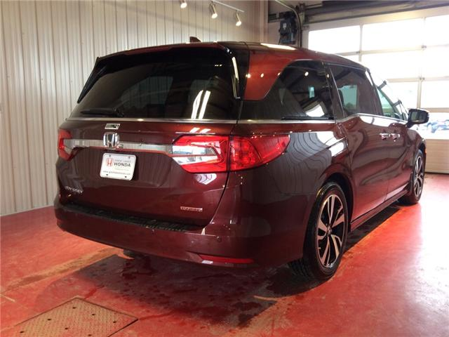 2018 Honda Odyssey Touring (Stk: H5730) in Sault Ste. Marie - Image 4 of 5