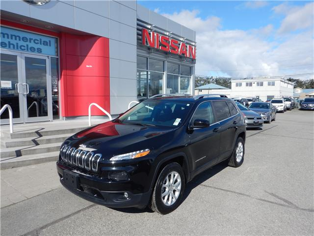 2017 Jeep Cherokee North (Stk: N89-3464A) in Chilliwack - Image 1 of 20