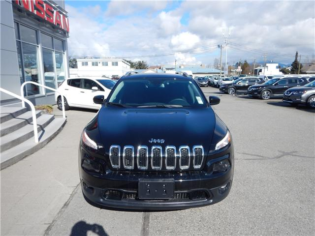 2017 Jeep Cherokee North (Stk: N89-3464A) in Chilliwack - Image 2 of 20