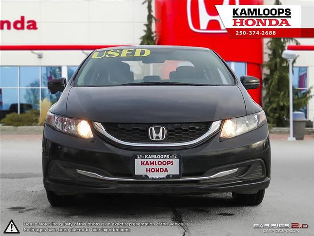 2015 Honda Civic EX (Stk: 13146A) in Kamloops - Image 2 of 25