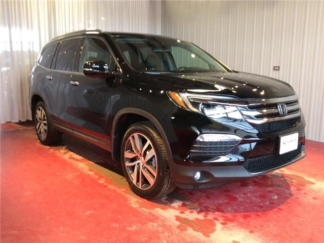 2018 Honda Pilot Touring (Stk: H5818) in Sault Ste. Marie - Image 1 of 5