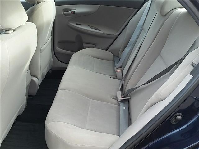 2013 Toyota Corolla CE (Stk: U921) in Bridgewater - Image 10 of 22
