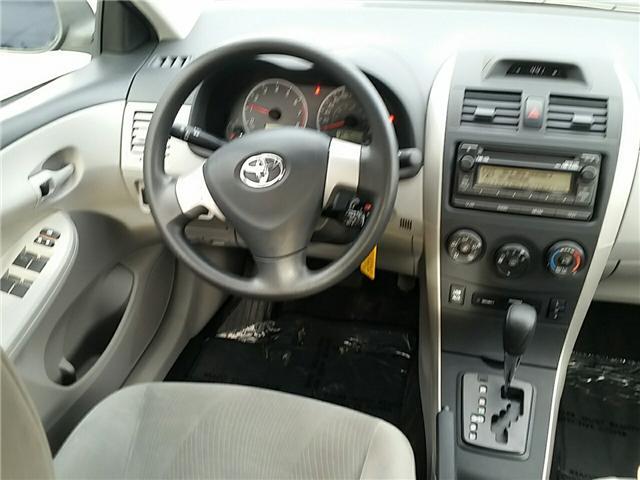 2013 Toyota Corolla CE (Stk: U921) in Bridgewater - Image 11 of 22