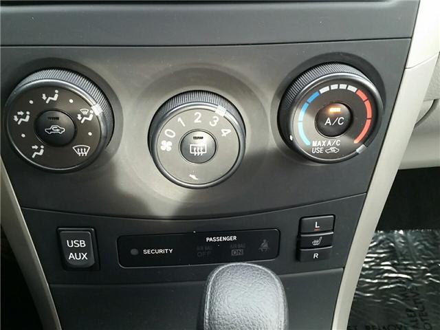 2013 Toyota Corolla CE (Stk: U921) in Bridgewater - Image 17 of 22
