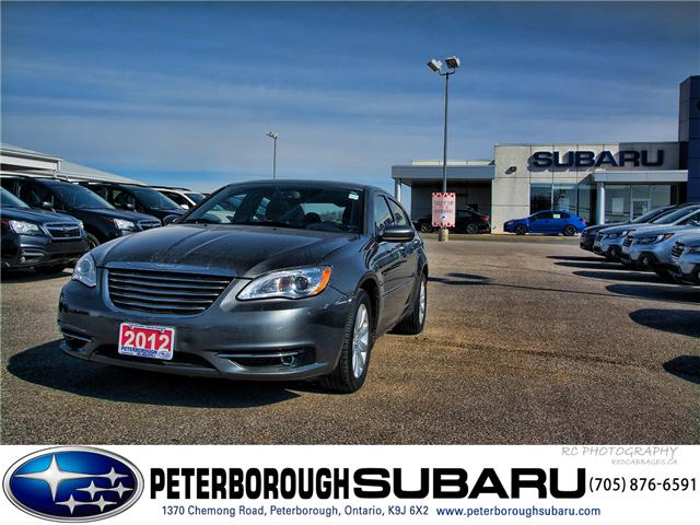 2012 Chrysler 200 Touring (Stk: S3109A) in Peterborough - Image 1 of 29