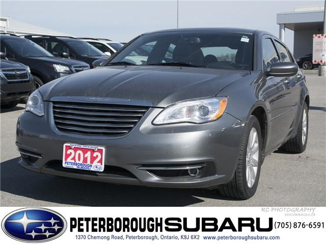 2012 Chrysler 200 Touring (Stk: S3109A) in Peterborough - Image 2 of 29