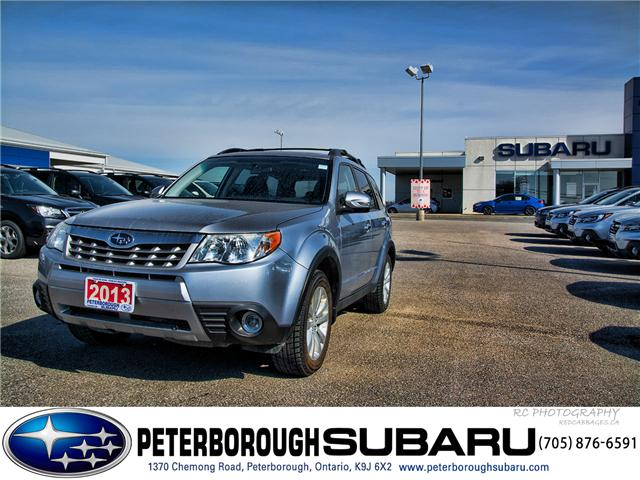 2013 Subaru Forester  (Stk: SP0112A) in Peterborough - Image 1 of 30