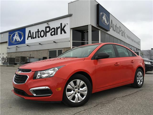 2016 Chevrolet Cruze Limited 2LS (Stk: 16-54306) in Barrie - Image 1 of 23