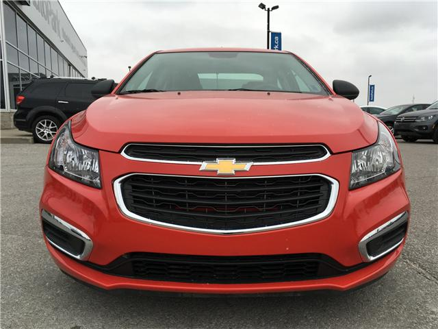 2016 Chevrolet Cruze Limited 2LS (Stk: 16-54306) in Barrie - Image 2 of 23