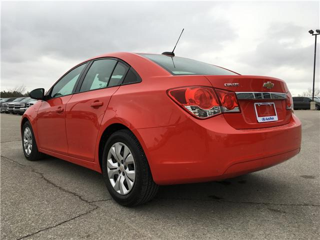 2016 Chevrolet Cruze Limited 2LS (Stk: 16-54306) in Barrie - Image 7 of 23